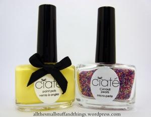 Ciaté Caviar Manicure - Lemon Fizz Kit