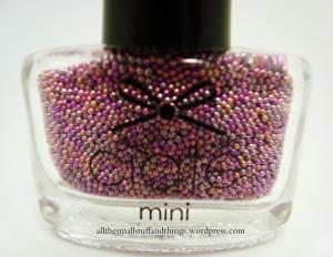 Ciaté - Mini Mani Month American Set - pearls - cupids arrow - close up