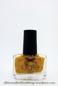 Ciaté - Mini Mani Month American Set - pearls - metallic gold