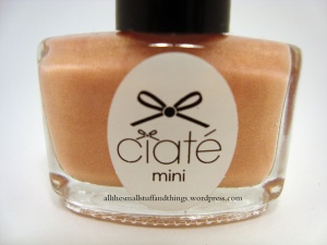 Ciaté - Mini Mani Month American Set - PP007 members only - close up