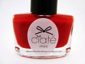 Ciaté - Mini Mani Month American Set - PP017 boudoir - close up