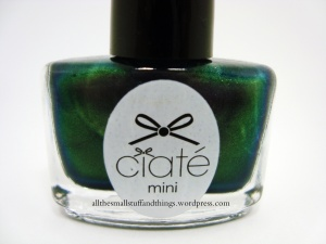Ciaté - Mini Mani Month American Set - PP037 starlet - close up