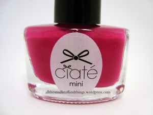 Ciaté - Mini Mani Month American Set - PP058 main stage - close up