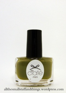 Ciaté - Mini Mani Month American Set - PP068 tweed and tails