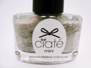 Ciaté - Mini Mani Month American Set - PP069 fit for a queen - close up