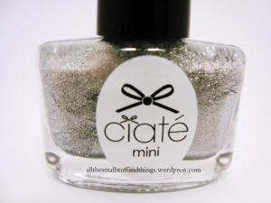 Ciaté - Mini Mani Month American Set - PP069 fit for a queen - close up