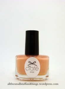Ciaté - Mini Mani Month American Set - PP091 ivory queen