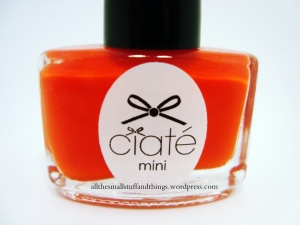 Ciaté - Mini Mani Month American Set - PP106 hopscotch - close up