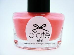 Ciaté - Mini Mani Month American Set - PP122 hoopla - close up