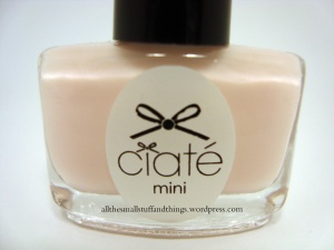 Ciaté - Mini Mani Month American Set - PP133 amazing gracie - close up