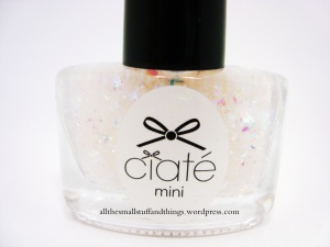 Ciaté - Mini Mani Month American Set - PP146 snow globe - close up