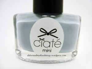 Ciaté - Mini Mani Month American Set - PP147 chinchilla - close up