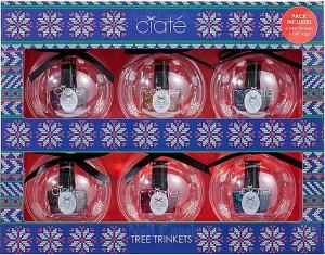 Ciaté - Tree Trinkets 2013 Set (inet)