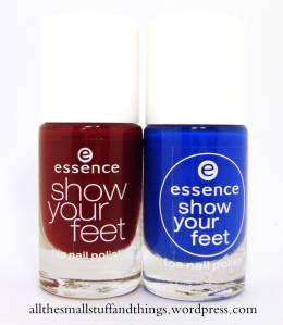 Essence Show your feet duo