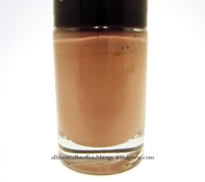 Maybellin Color Show - 015 Nude skin (unsicher) - close up