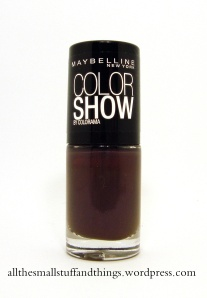 Maybellin Color Show - 549 Midnight Taupe