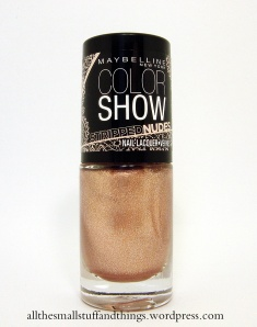 Maybelline Color Show Stripped Nudes - 228 Tan Lines