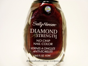 Sally Hansen Diamond Strength - 460 Save the Date - close up