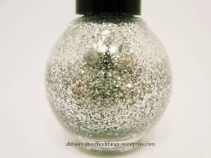 UMA glamorous 3D crystal shine - 07 laserbeam - close up