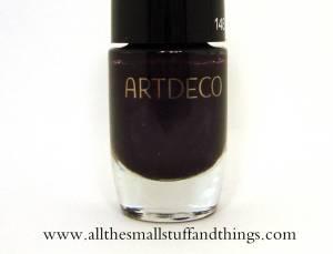 Artdeco - 146 Ceramic Nail Laquer close up