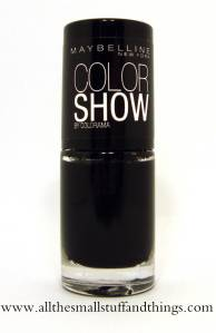Maybelline Color Show - 677 Blackout