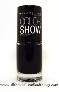 Maybelline Color Show - 677 Blackout