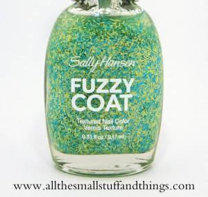 Sally Hansen Fuzzy Coat - 500 Fuzz-Sea close up