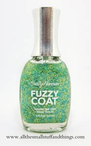 Sally Hansen Fuzzy Coat - 500 Fuzz-Sea