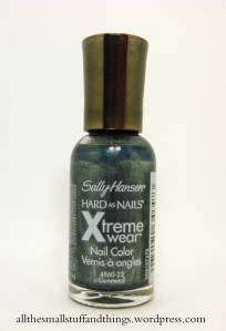 Sally Hansen Hard as Nails Xtreme wear - 310 Gunmetal