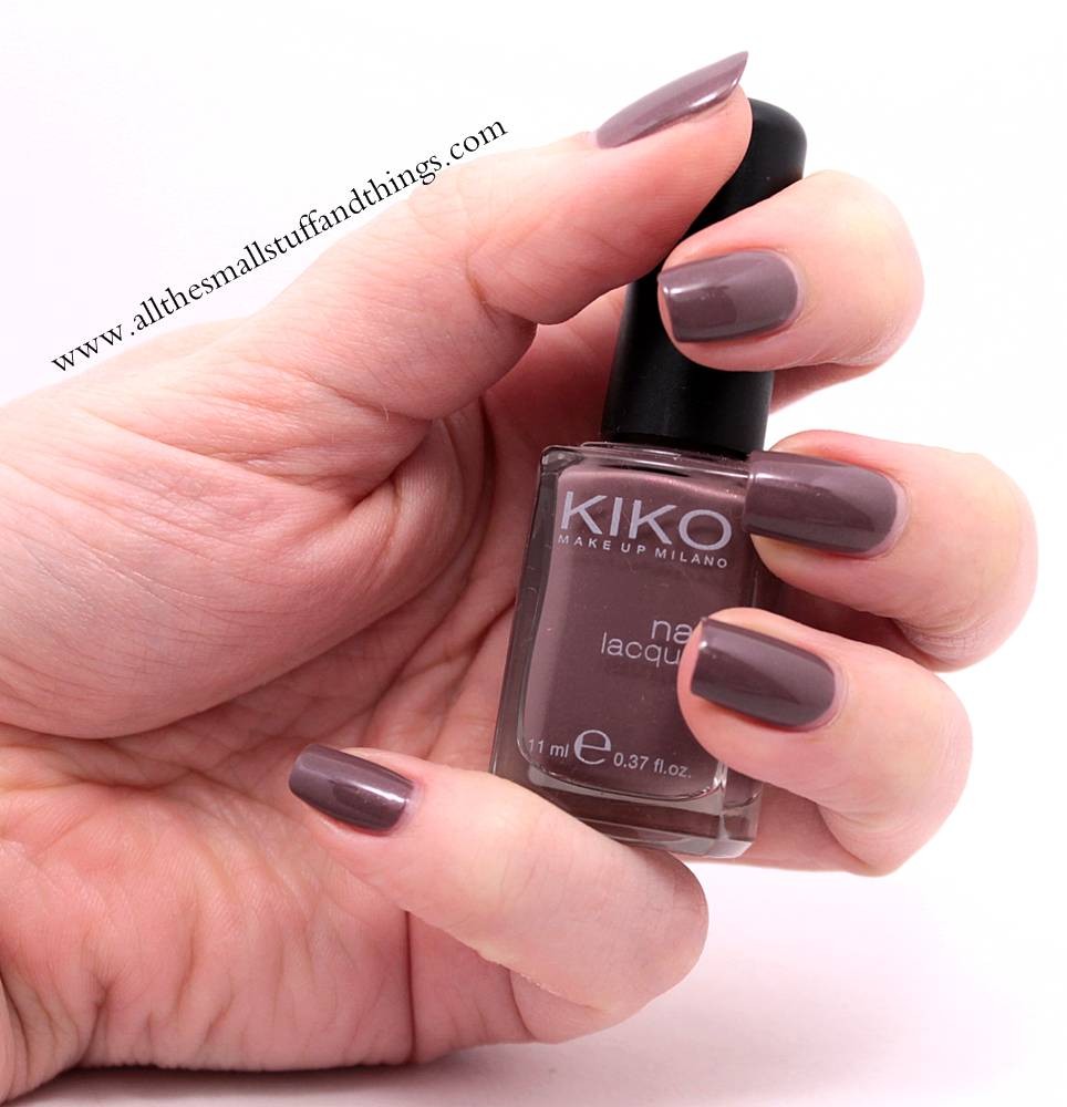 Review] KIKO – 512 + 303 | all the small stuff and things