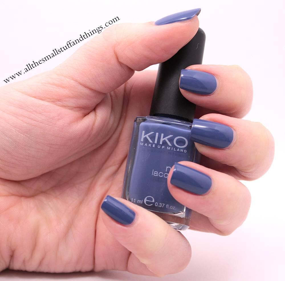 KIKO polish | all the small stuff and things