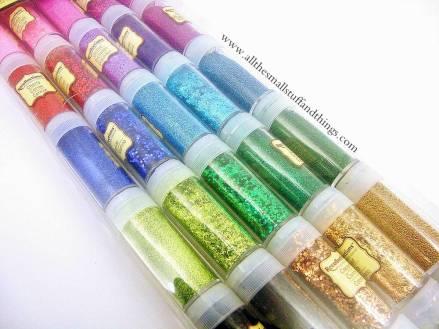 Michael's Arts & Crafts USA - glitter set