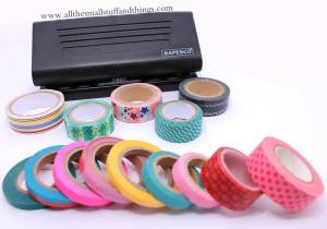 punch and washi's