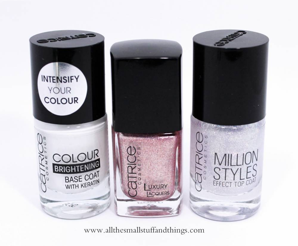 Million Styles Effect Top Coat | all the small stuff and things