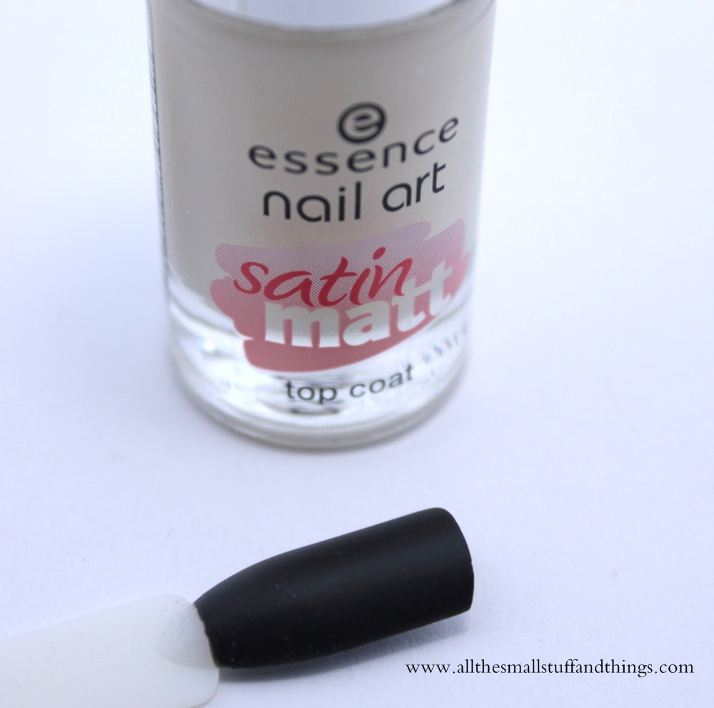 HUGE [Review] – Matte Top Coat's