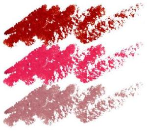 lip crayon trio colors