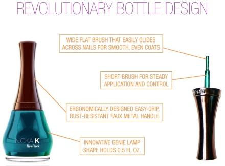 Nicka K Bottle