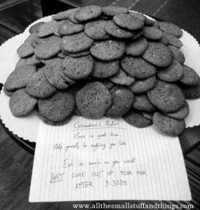 SoMoNight cookies