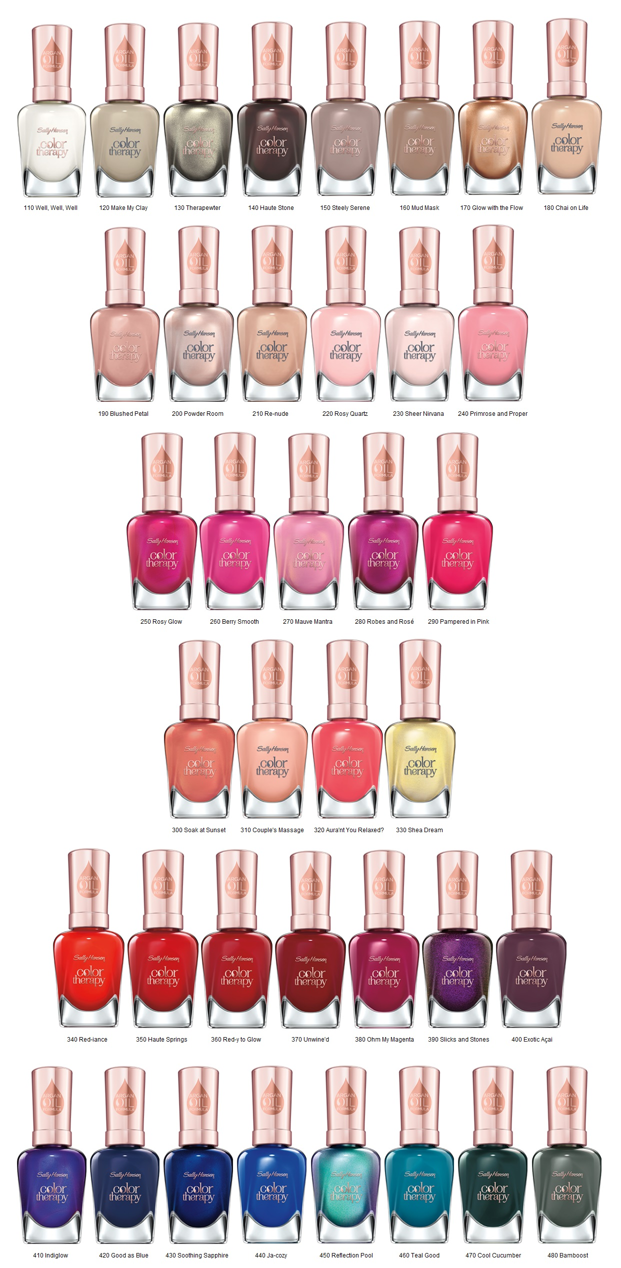Colour therapy for digestion - Colour Therapy For Glowing Skin Sally Hansen Color Therapy